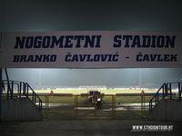 Nogometni Stadion Branko Čavlović-Čavlek