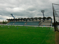 Sportovní areál Drnovice (Stadion FK Drnovice)