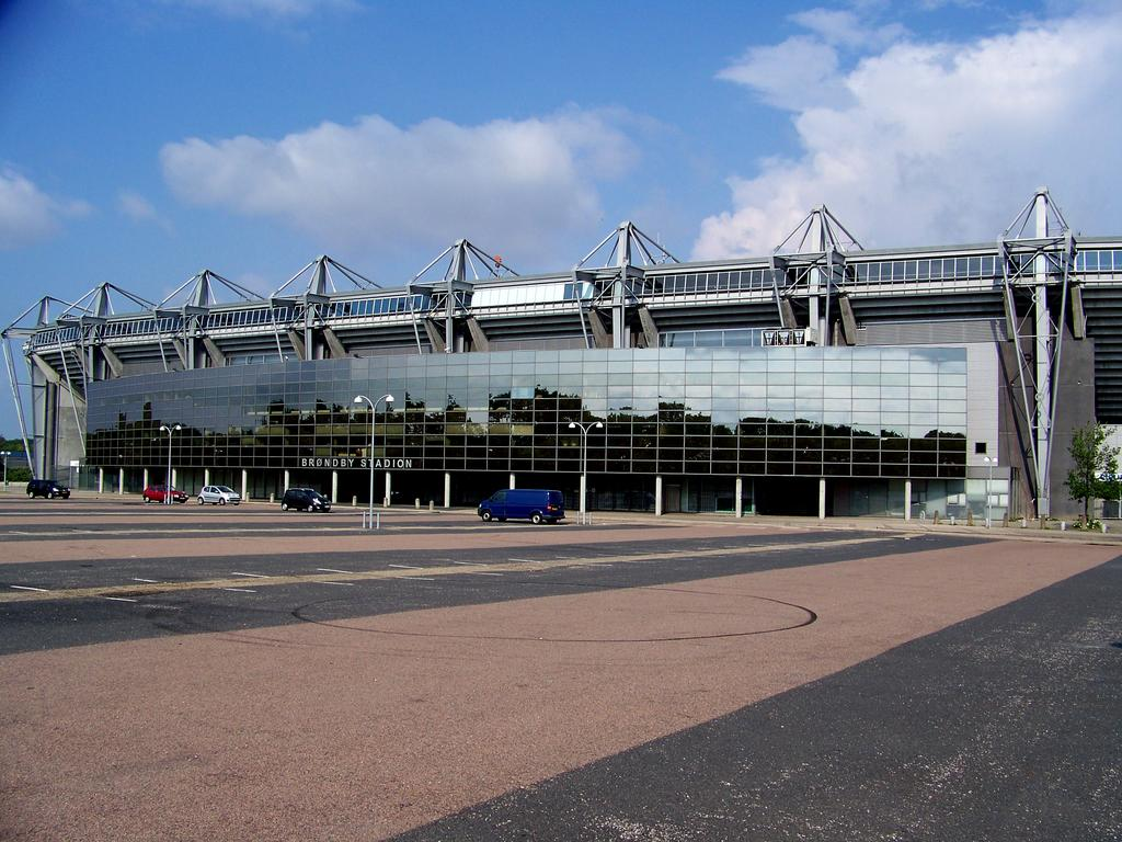 Brondby Stadion