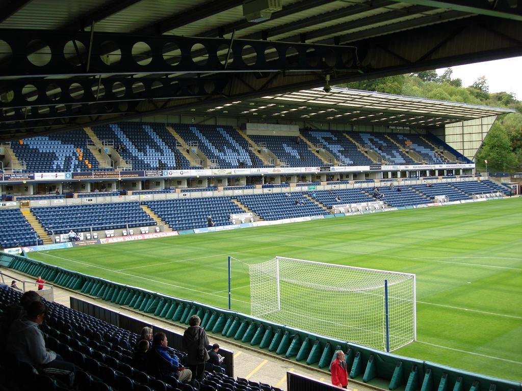 Image result for ADAMs park stadium