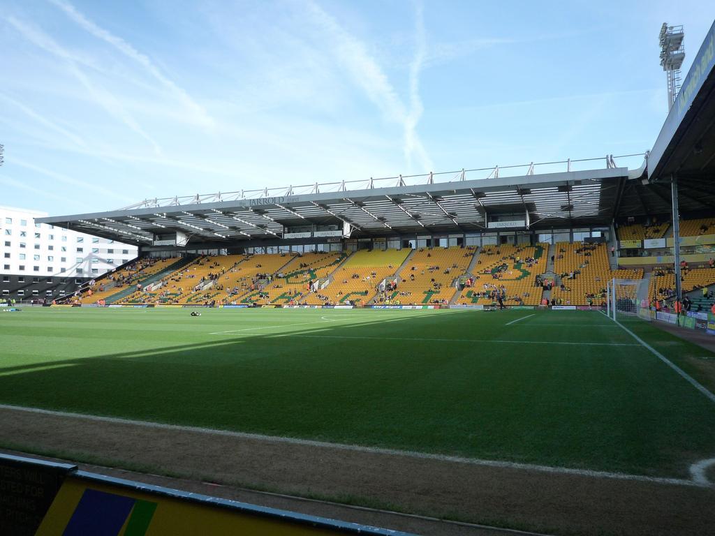 Carrow Road – StadiumDB.com