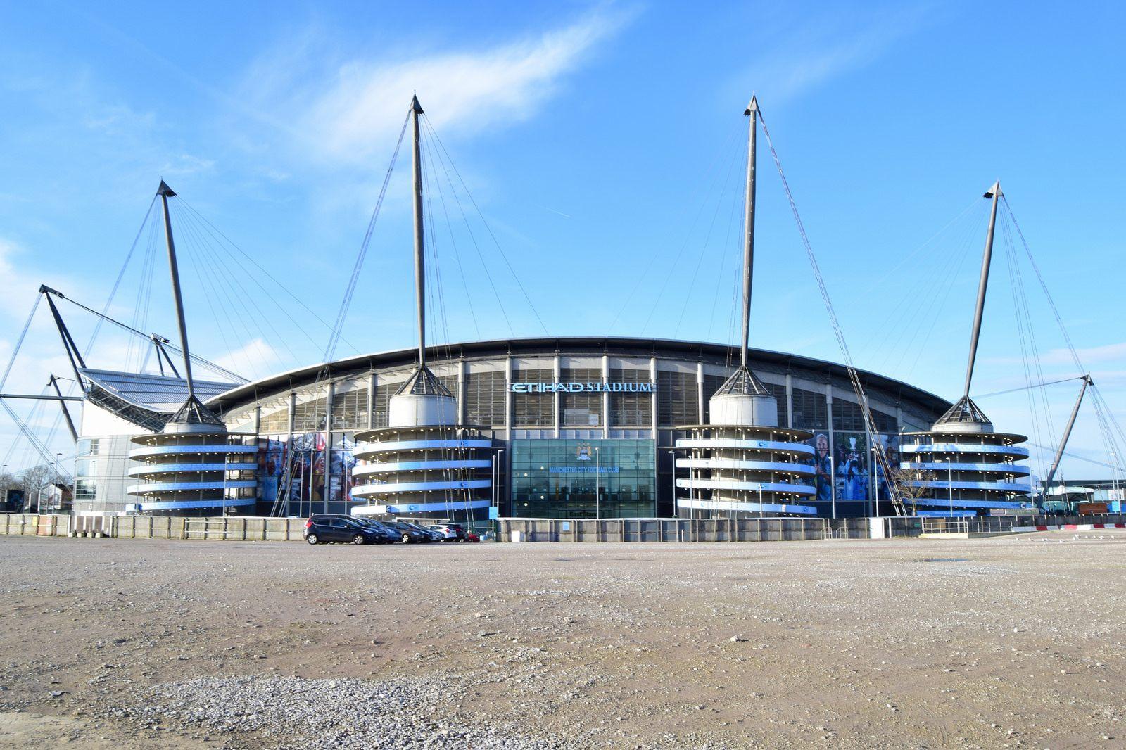 Etihad Stadium (City of Manchester Stadium / Eastlands ...