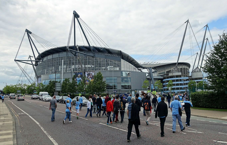 Etihad Stadium City Of Manchester Stadium Eastlands