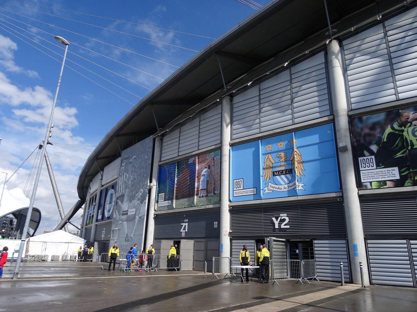 Etihad Stadium (City Of Manchester Stadium / Eastlands