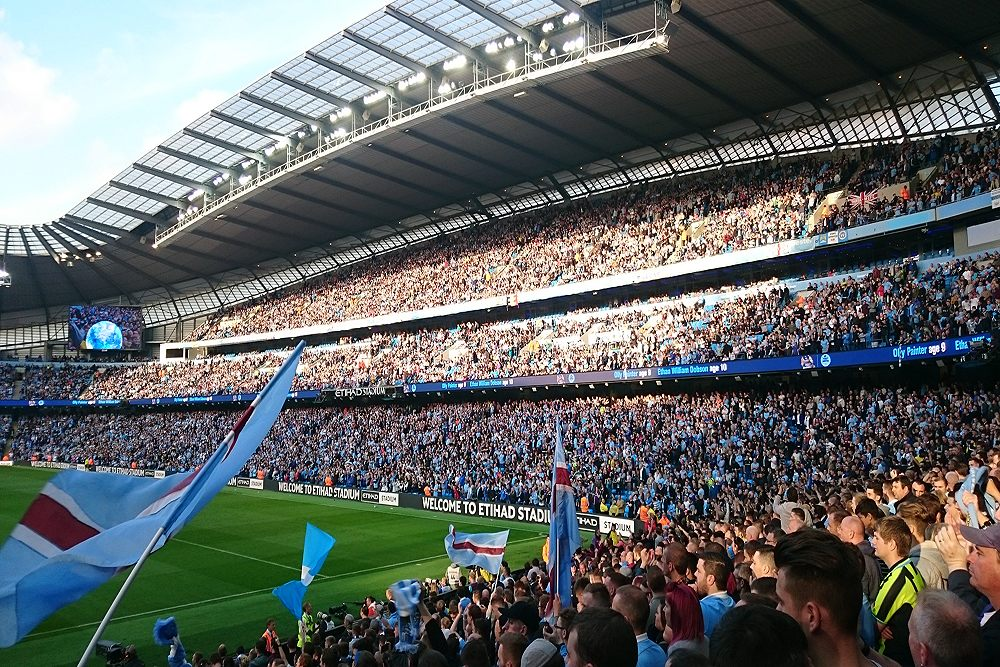 Image result for etihad stadium 2018