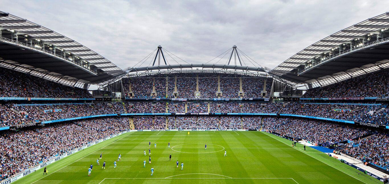 Man City Stadion