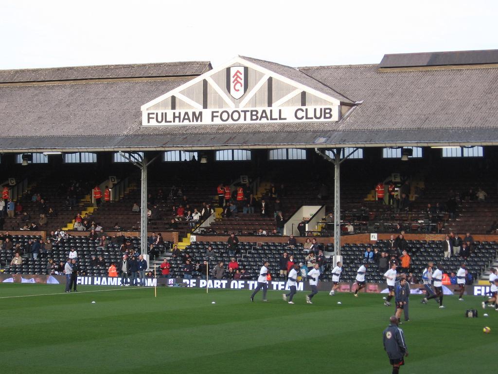 Craven Cottage – StadiumDB.com