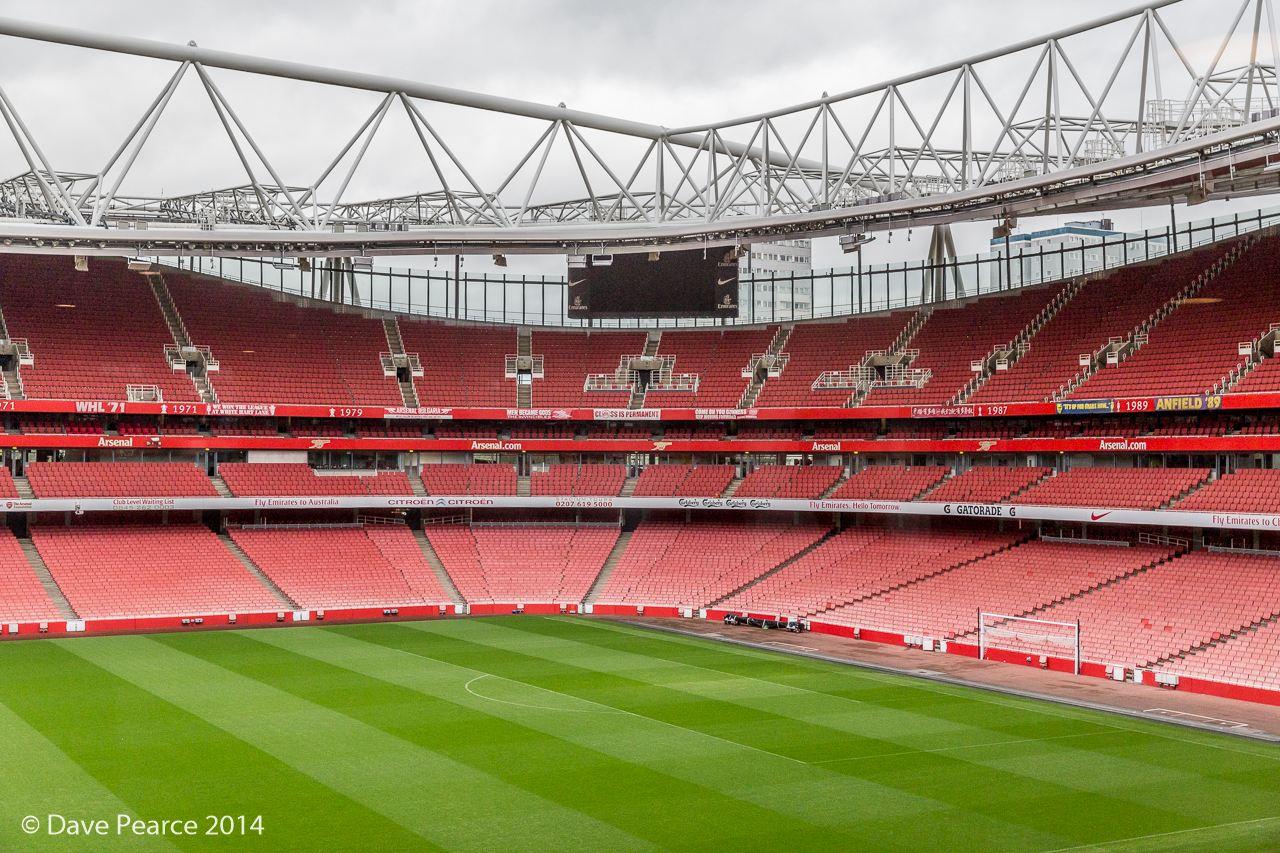 Emirates Stadium, London: address, photo, capacity 2
