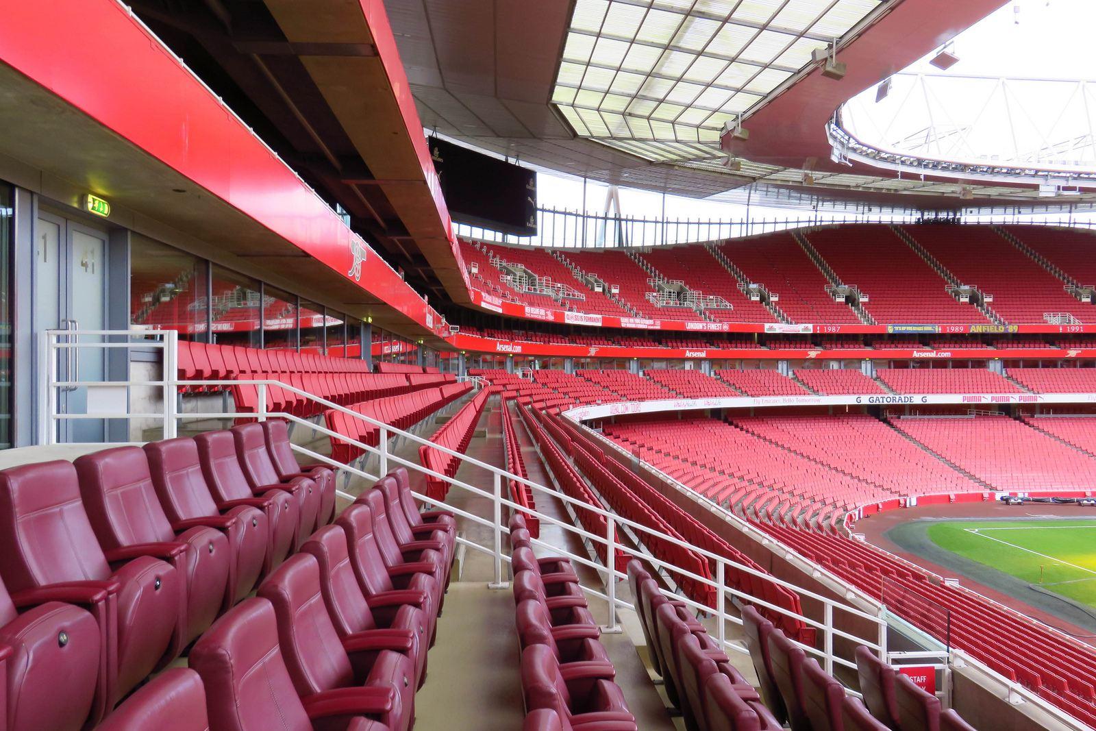 Emirates Stadium Ashburton Grove