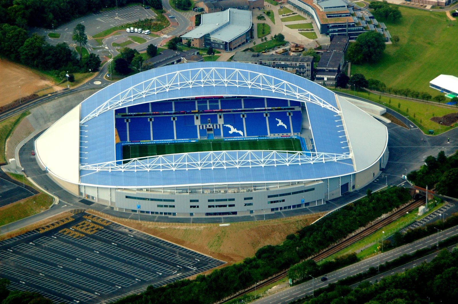 American Express Community Stadium Falmer Stadium