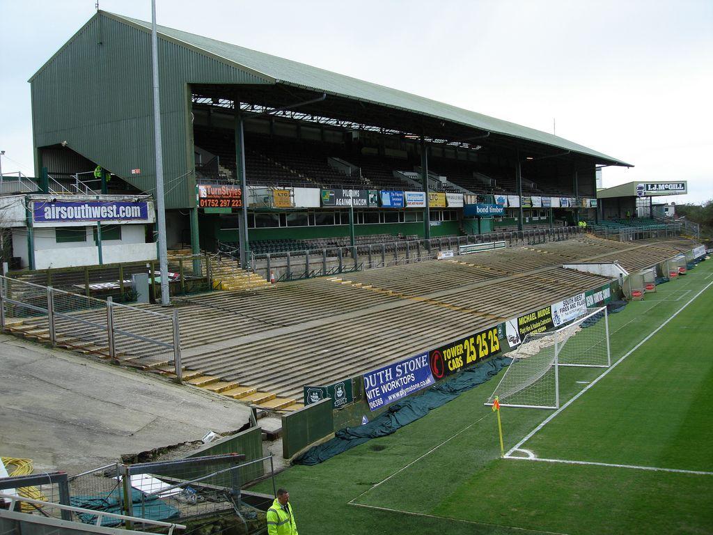 Home Park StadiumDB