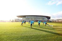 Manchester City Football Academy Stadium