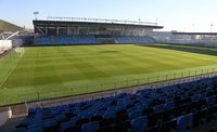 Manchester City Football Academy Stadium