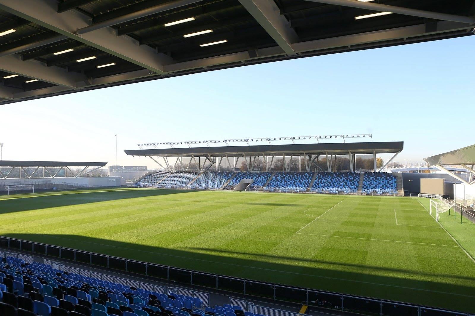 Manchester City Football Academy Stadium - StadiumDB.com