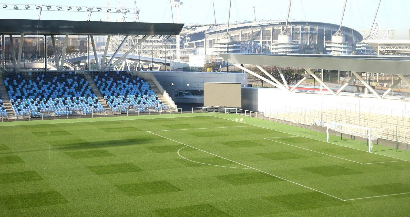 Manchester City Football Academy Stadium Stadiumdb Com