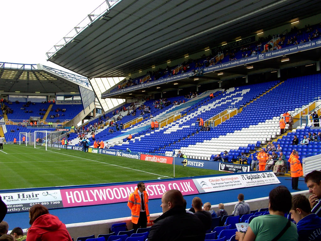 St Andrew S Stadium Stadiumdb Com