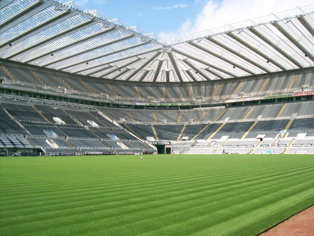 St  James' Park – StadiumDB com