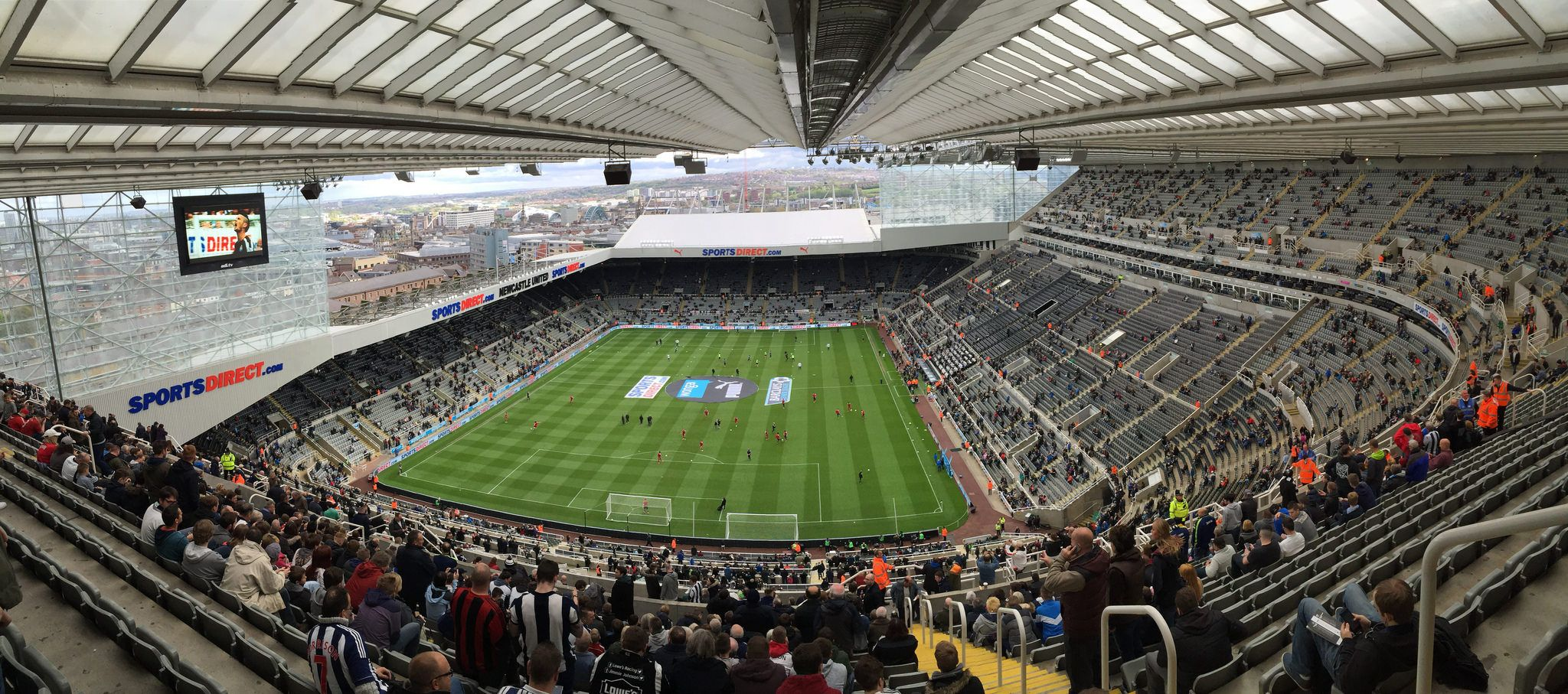 Image result for saint james park stadium