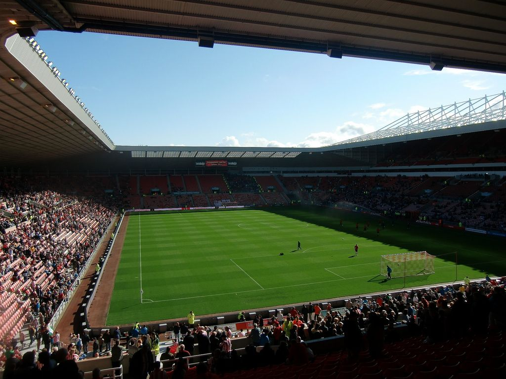 Beautiful ... Stadium Of Light