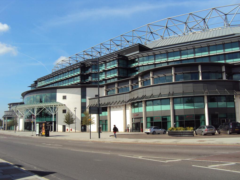 Twickenham Stadium History Twickenham Stadium The