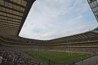 Twickenham Stadium  (the Twickers)
