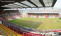 Valley Parade Stadium
