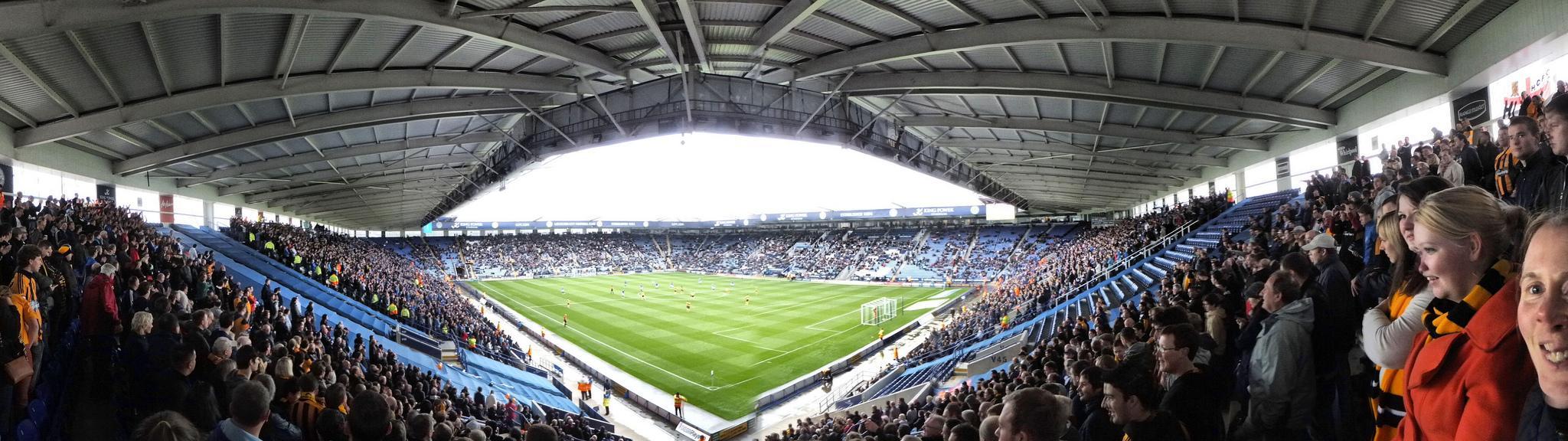 King Power Stadium (Filbert Way) – StadiumDB.com