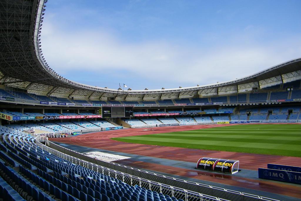 Estadio Anoeta Stadiumdb Com