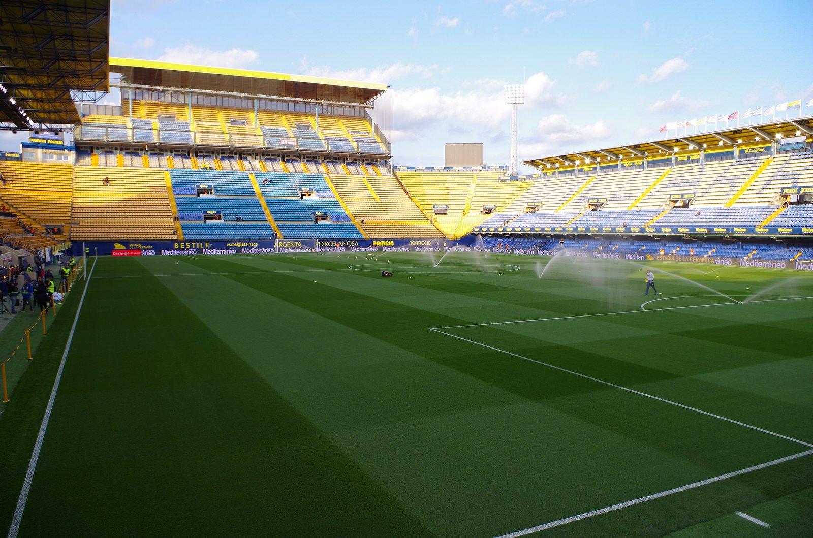 Image result for de la ceramica stadium