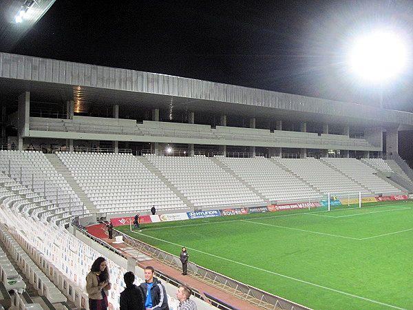 Estadio Nuevo Arc 225 Ngel Stadiumdb Com