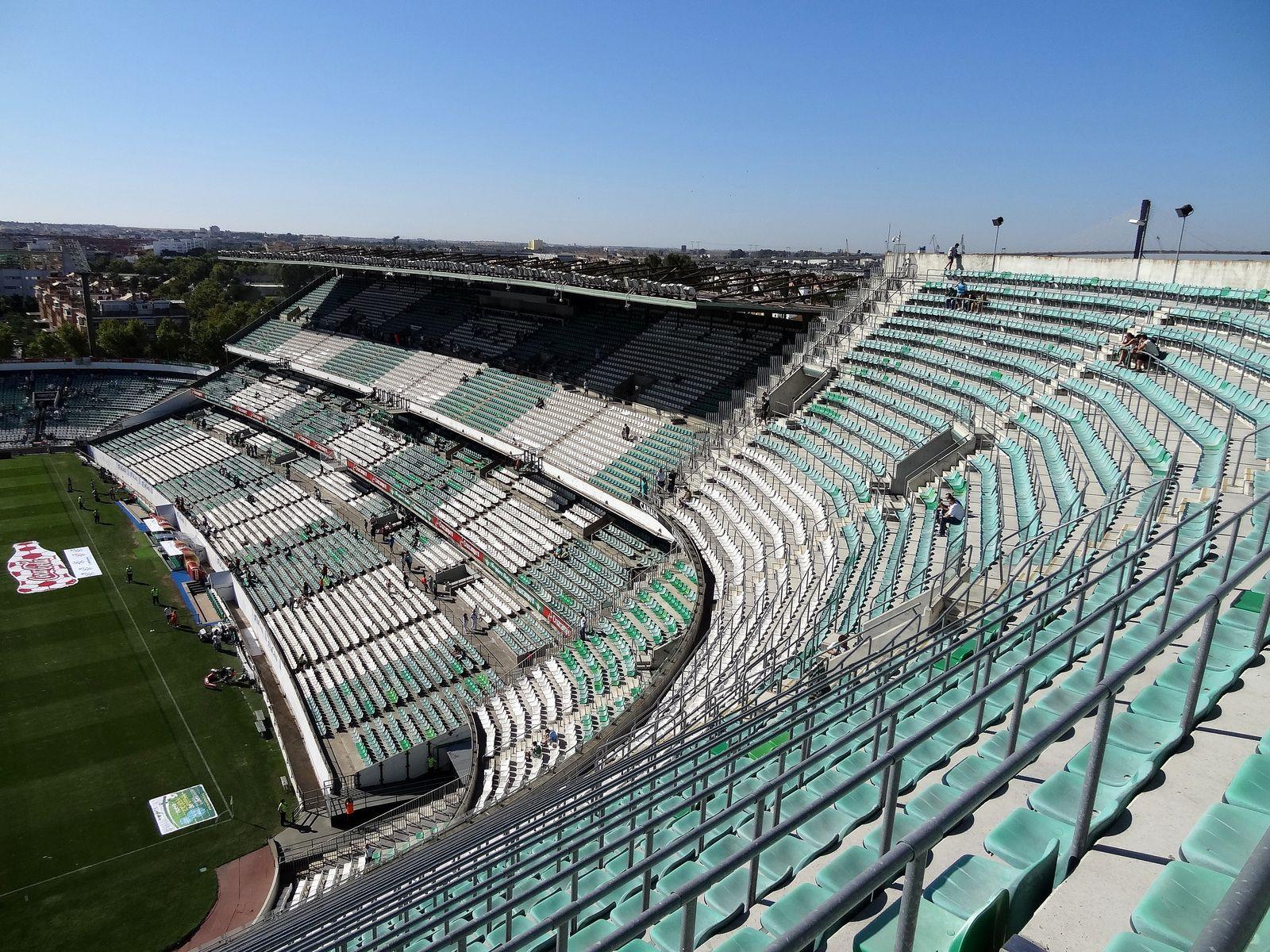 Estadio benito villamar n for Puerta 19 benito villamarin