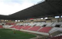 Estadio Nuevo Municipal las Gaunas