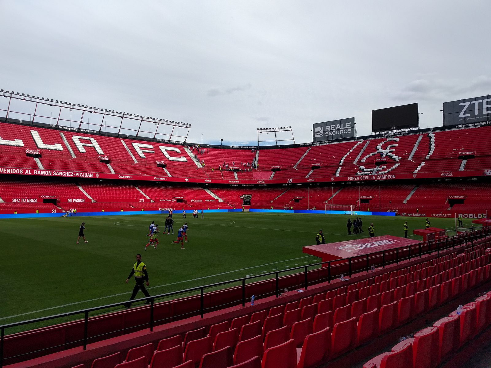 Image result for Estadio Ramón Sánchez Pizjuan