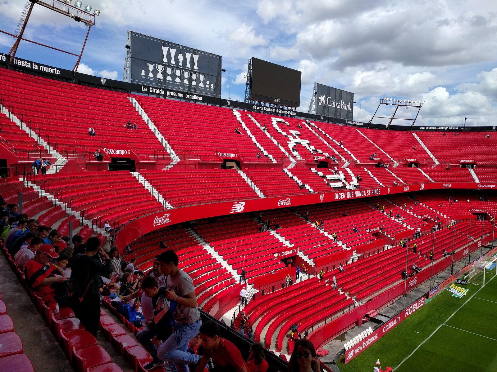 Estadio Ramon Sanchez Pizjuan La Bombonera De Nervion Stadiumdb Com