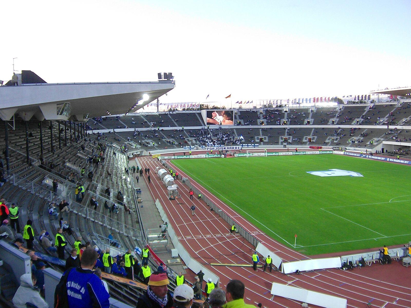 Olympic Stadium Helsinki