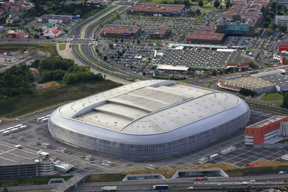 Stade pierre mauroy grand stade lille m tropole for Stand lille