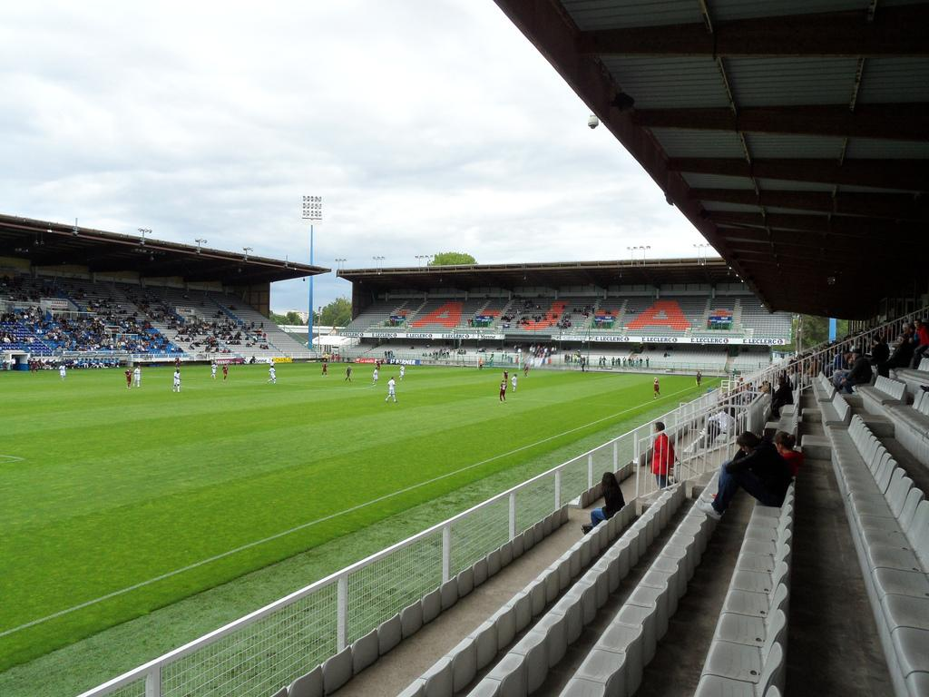 Image result for stade de l'abbe