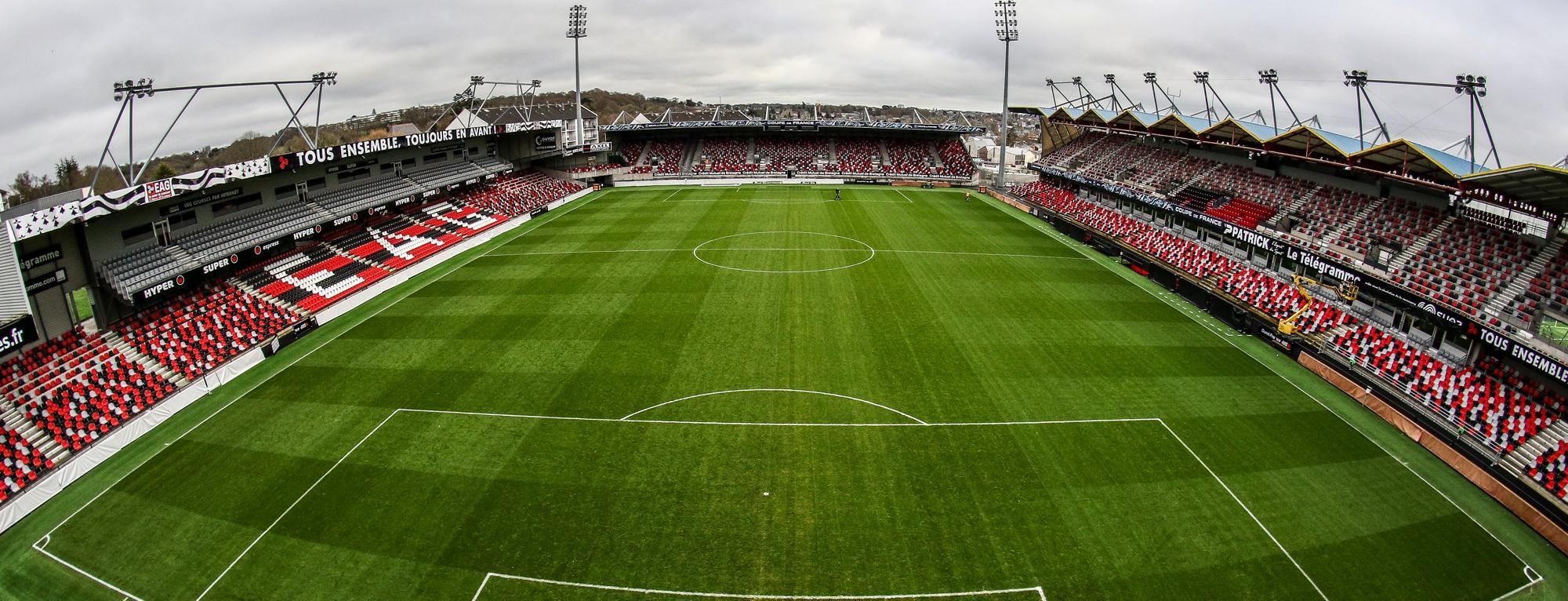 Image result for stade du roudourou