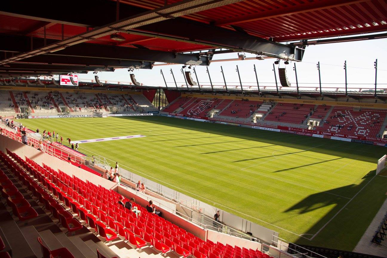 Fußballstadion Regensburg