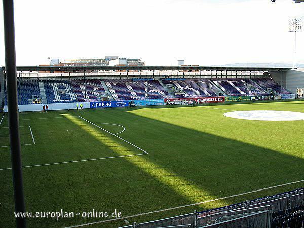 osteingang grünwalder stadion