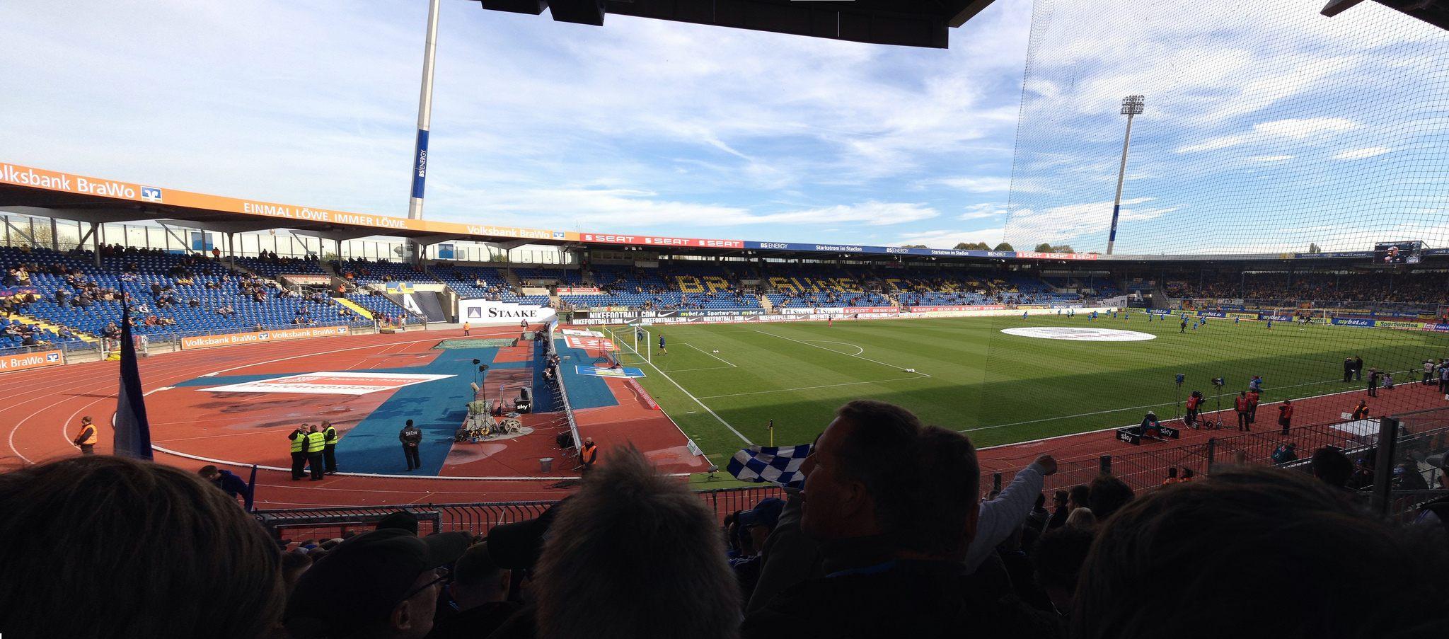 stadion umbau alte försterei