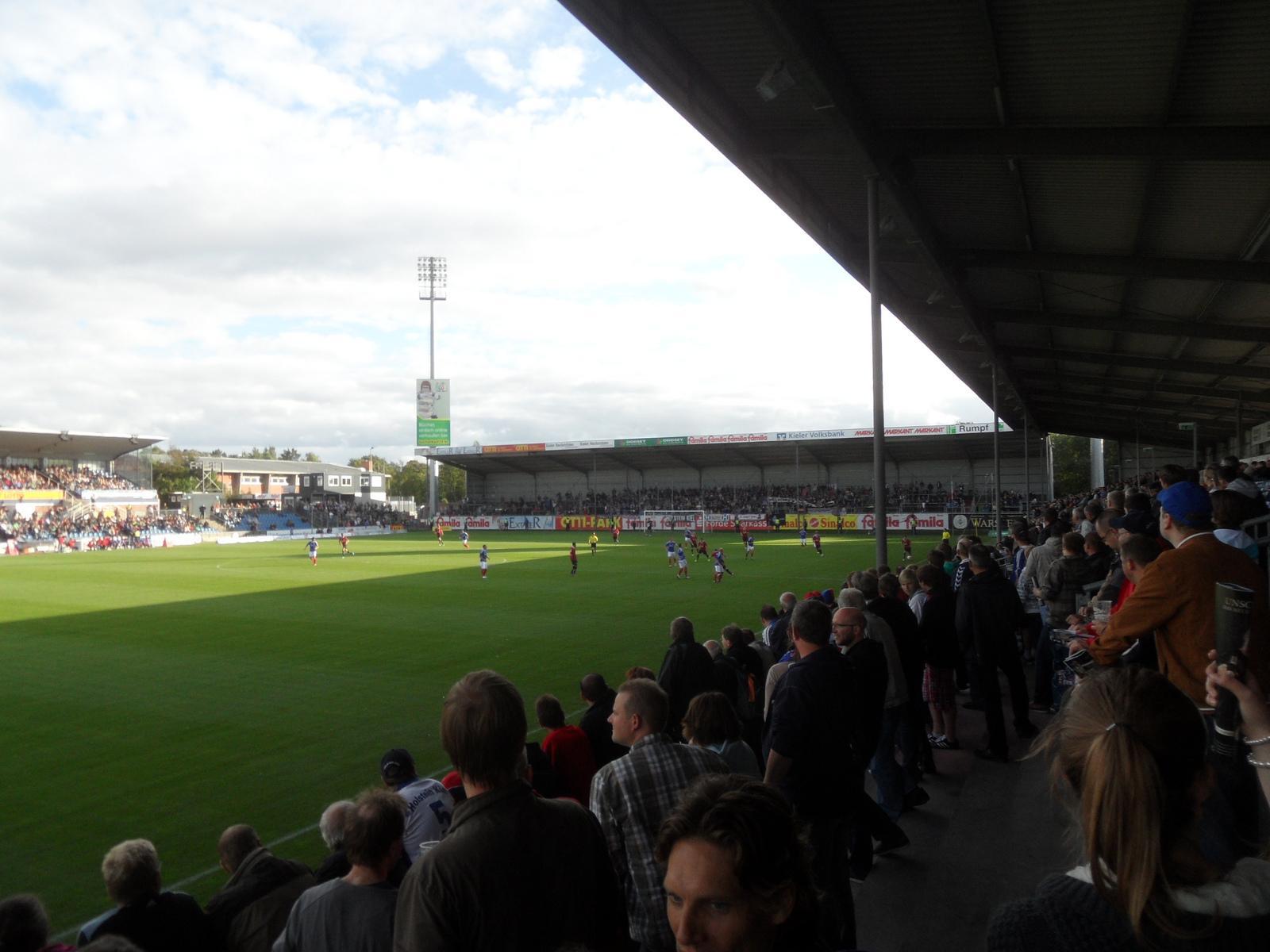 Holstein Stadion Stadiumdb Com