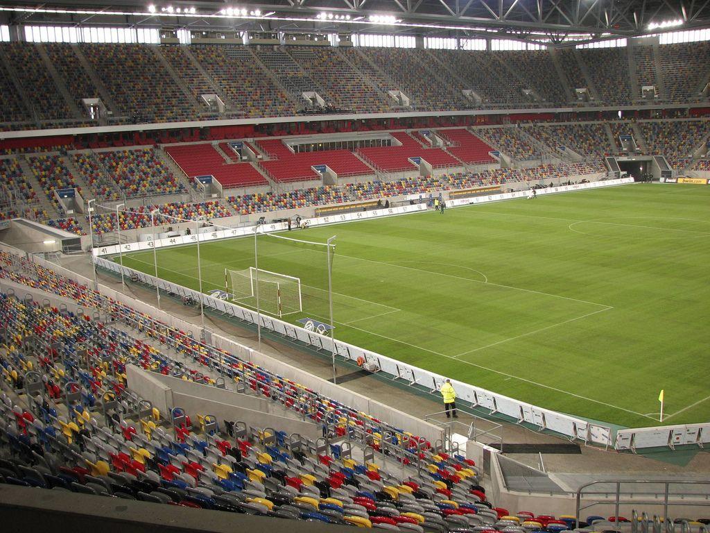 DГјГџeldorf Merkur Arena