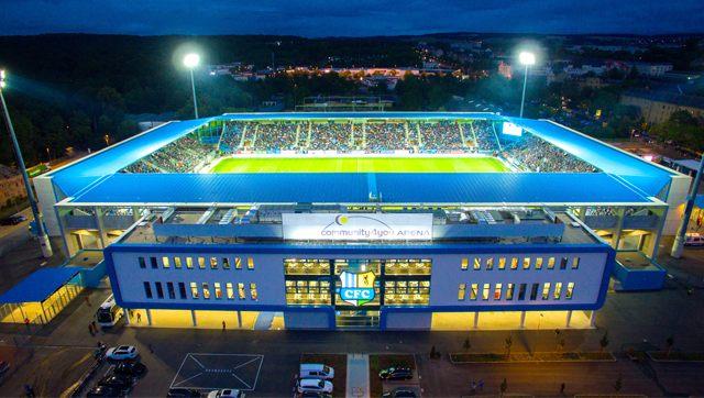 Community4you Arena Stadion An Der Gellertstra E