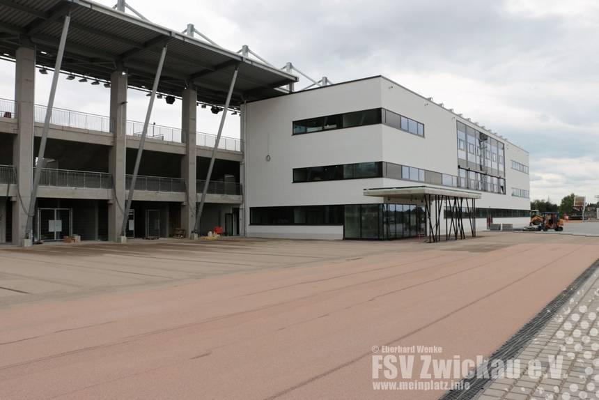 stadion zwickau neubau