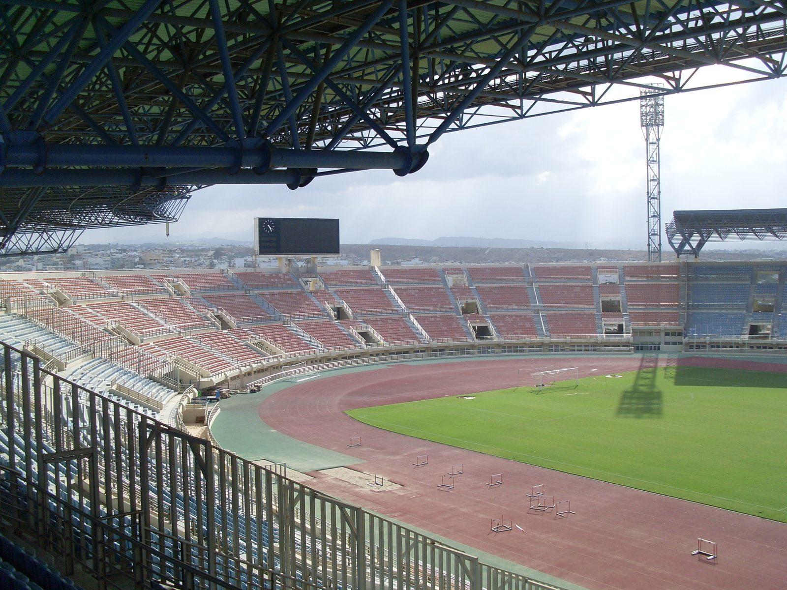 Image result for pankritio stadium kreta