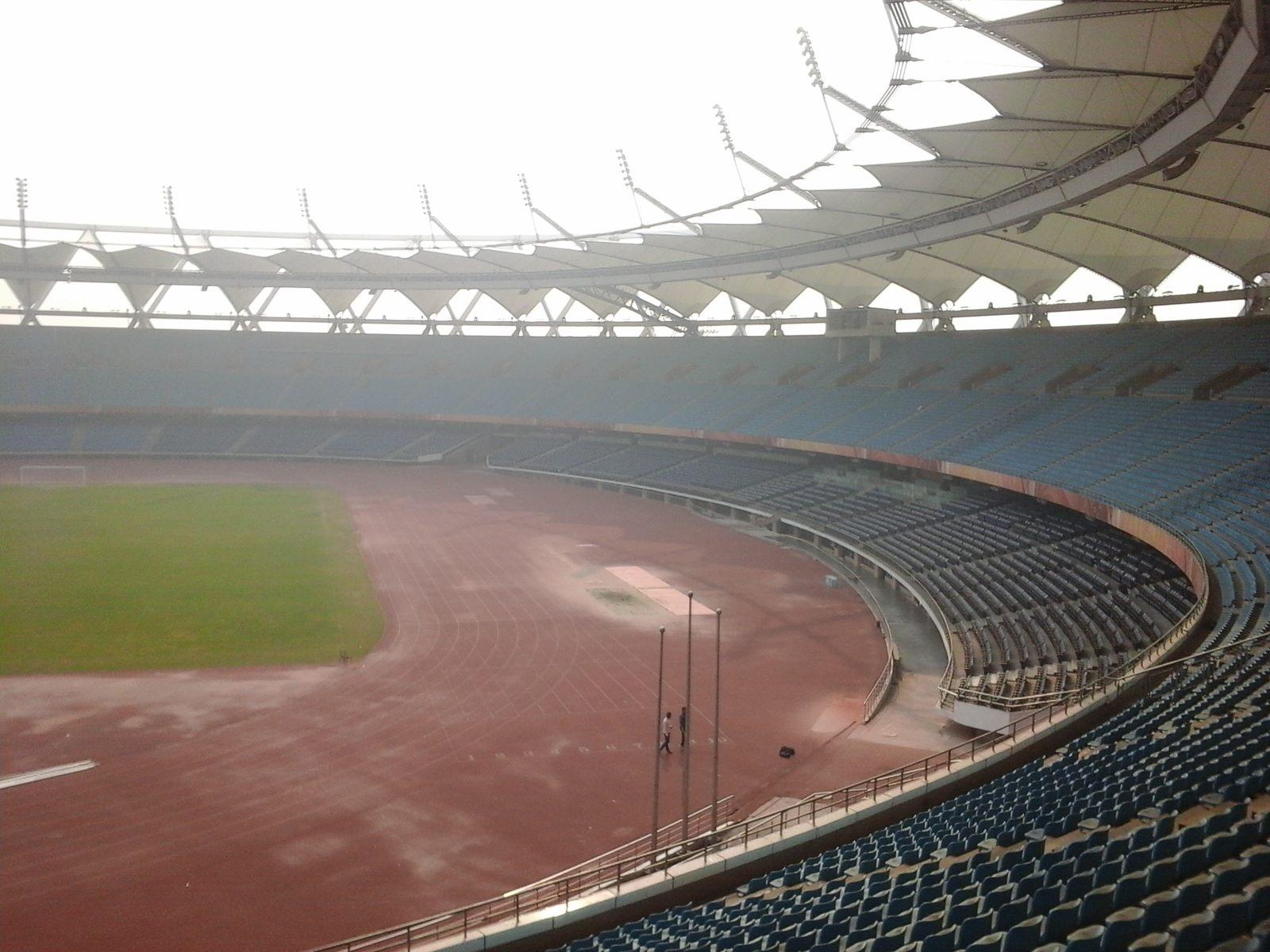 Jawaharlal Nehru Stadium Ghaziabad Jawaharlal Nehru Stadium