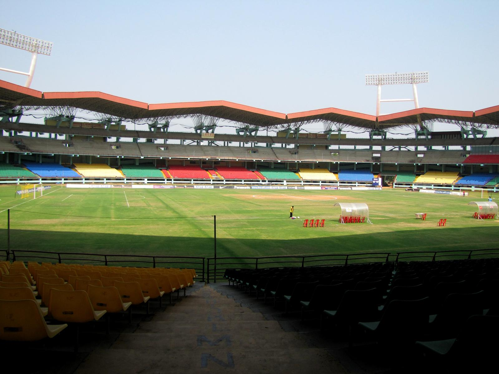 Jawaharlal Nehru international stadium kochi
