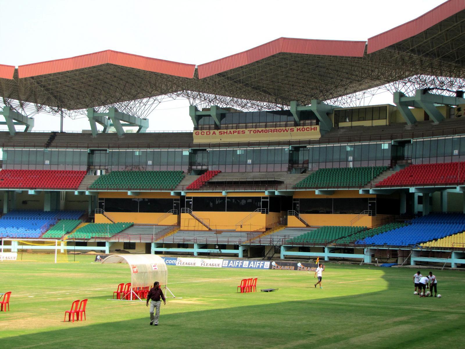 Jawaharlal Nehru International Stadium, Kochi (Kaloor