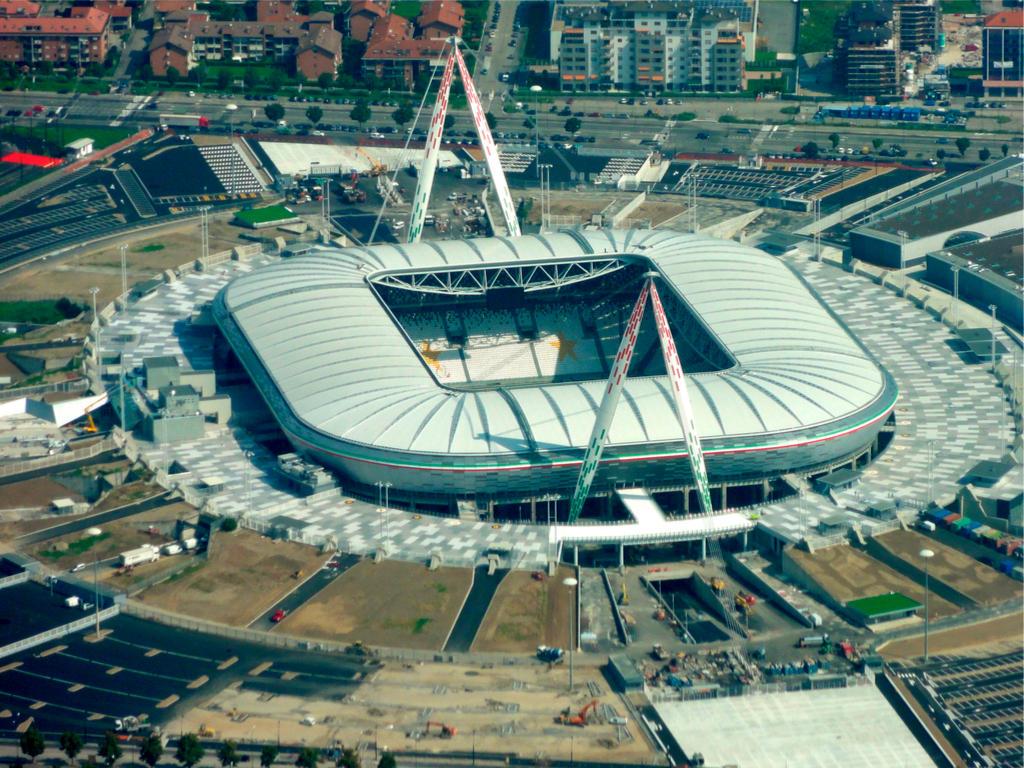 Allianz Stadium Of Turin Juventus Stadium Stadiumdb Com